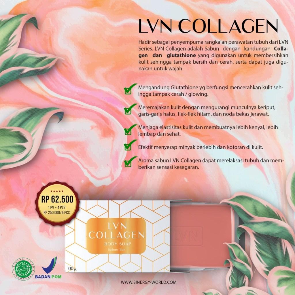 LVN Collagen dan Manfaat nya